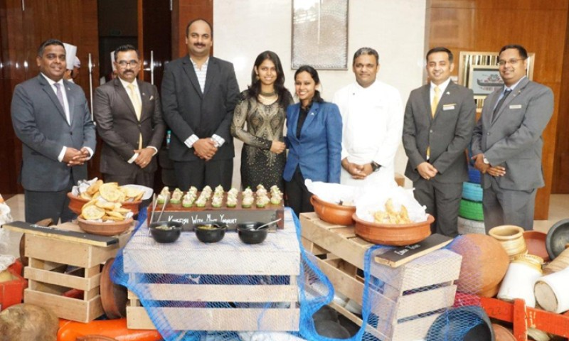 Jimmy Rocks Culinary Journey Concludes at Kochi Marriot Hotel
