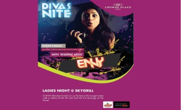 Divas Night at SkyGrill, Crowne Plaza