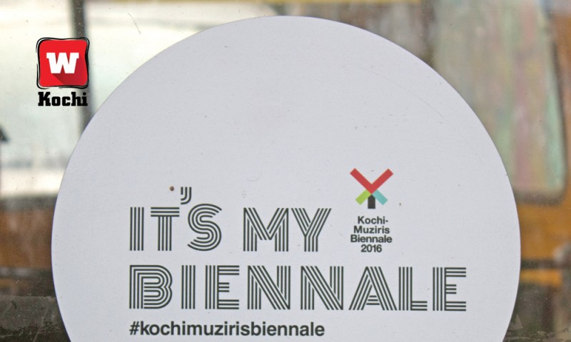 A Look At The Moments From Kochi Muziris Biennale 2016