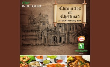 Chronicles Of Chettinad - Food Fest