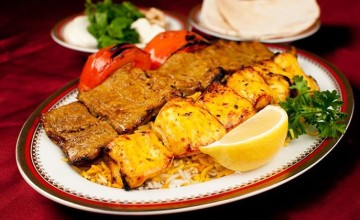 Dine Among The Magic Of Arabia at Zaatar