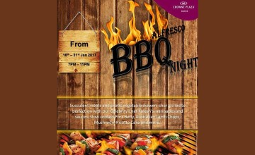 BBQ Night -  Food Fest
