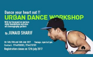 Urban Dance Workshop