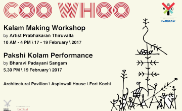 Coo Whoo - Kalam Making Workshop
