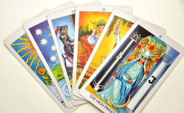 Tarot and angel card reading by Archana Avinash
