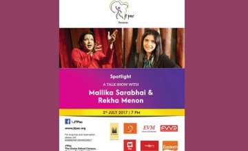 Spotlight - Talk show with Mallika Sarabhai and Rekha Menon