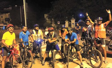 Kochi Thekkady Vagamon Night Ride