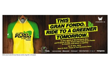 Grand Fondo Ride To A Greener Tomorrow