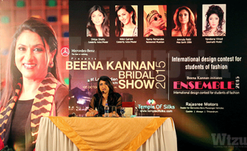 Beena Kannan's Bridal Show and Ensemble