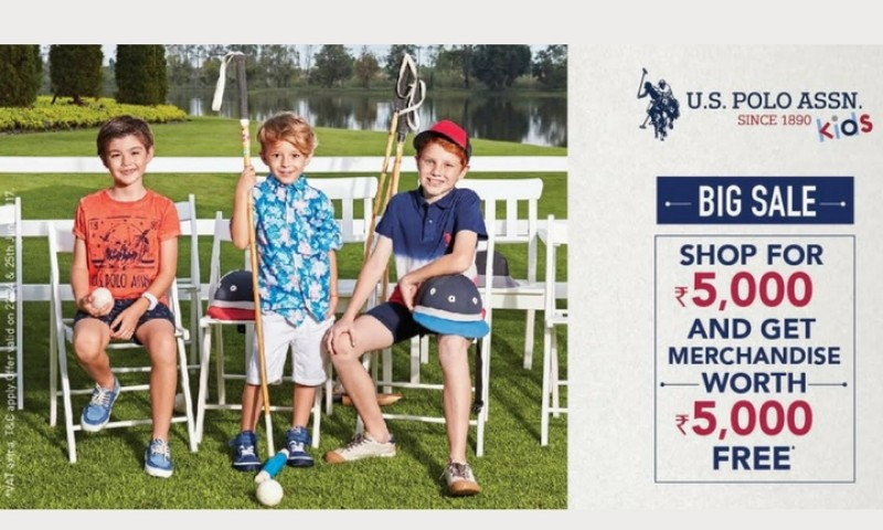 Exciting Sale by USPA Kids