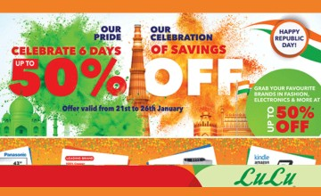Republic Day Offers by Lulu Mall