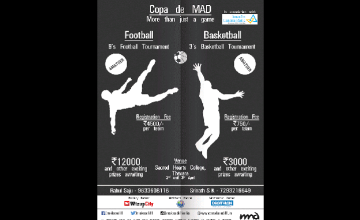 Copa De MAD - Amateur Football and Basketball Tournament