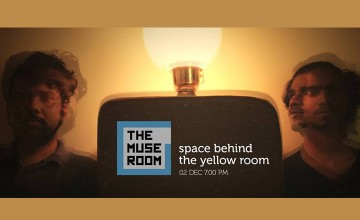 Space Behind the Yellow Room - Live Music