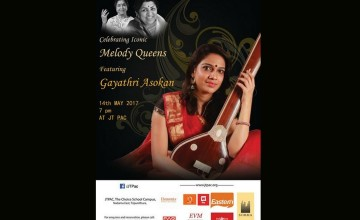 Celebrating Iconic Melody Queens - Featuring Gayathri Asokan