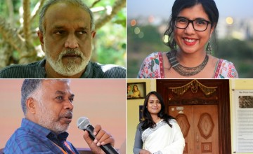 Krithi International Festival of Books and Authors Kicks Off Today at Bolgatty Palace