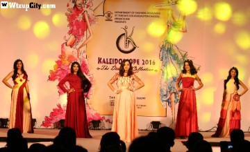 Ten Designs We Loved From St.Teresa's College Kaleidoscope 2016 Fashion Show