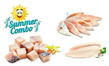 Daily Fish's New Beat the Heat Offer