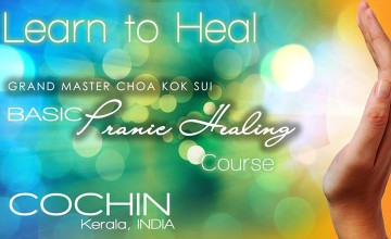 Basic Pranic Healing Course