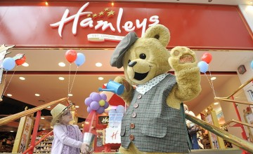 Lulu Mall Proudly Welcomes Hamleys London