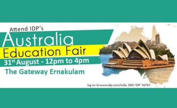 Australia Education Fair