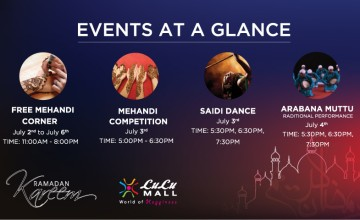 Ramadan at Lulu Mall