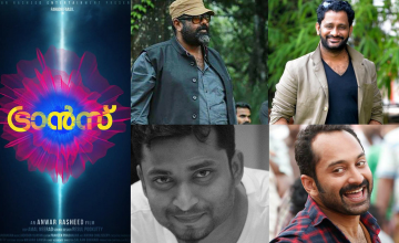 First Look of Anwar Rasheed's Fahadh Faasil Starrer Trance Out Now!