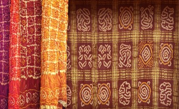 Exhibition of Gujarat Handicrafts and Handloom