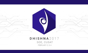 Dhishna' 17 - Tech fest by School of Engineering CUSAT