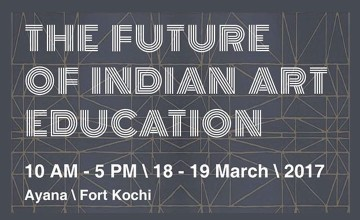 The Future of Indian Art Education