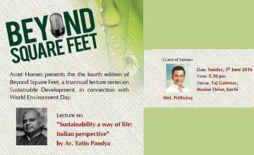Beyond Square Feet - Architecture Lecture