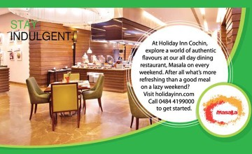 Holiday Inn Cochin Food Festivals