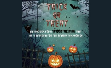 Trick Or Treat - 'Spooktacular' Event For Kids