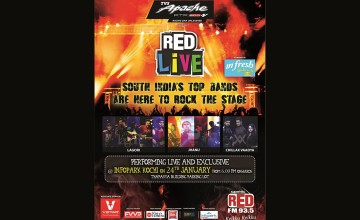 Red Live - Music Band