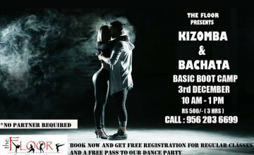 The Floor Presents Kizomba And Bachata
