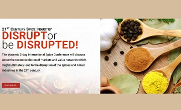 International Spice Conference 2017