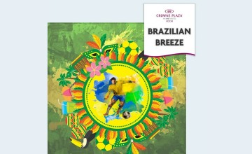 Brazilian Breeze - Food Fest
