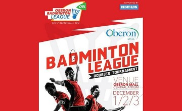 Badminton League Doubles Tournament