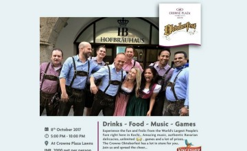 Octoberfest By Crowne Plaza