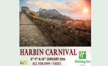 Harbin Food Carnival!