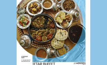 Iftar Buffet by Le Méridien