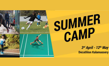 Summer Camp 2017 by Decathlon