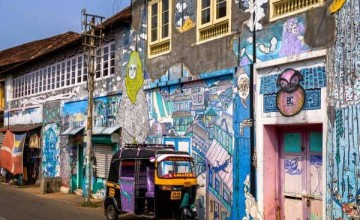 A Photowalk Through Fort Kochi