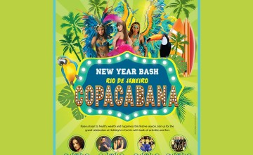 Copacabana - New Year Eve Party