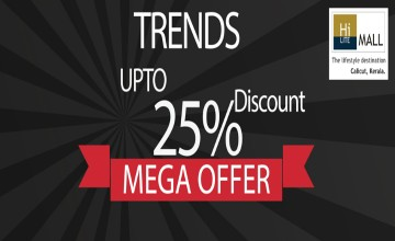 Trends - Mega Offer ; Hilite Mall