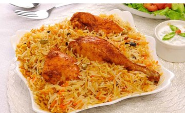 Chicken Biriyani at Rs. 149 from Paragon