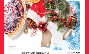 Christmas Special Festive Brunch
