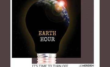 Earth Hour 2017 - A Global Movement To Support Our Nature