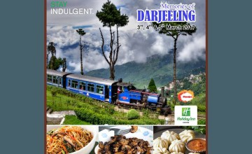 Memories Of Darjeeling - Food Fest