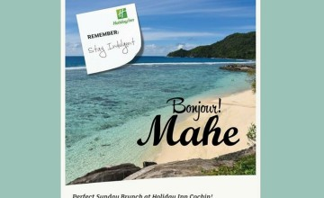 Bonjour Mahe - Sunday Brunch by Holiday Inn