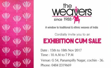 The Weavers - Exhibition And Sale